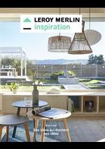 Prospectus Leroy Merlin : Guide Inspiration Maison