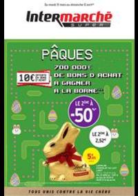 Prospectus Intermarché Super Darnetal : PÂQUES