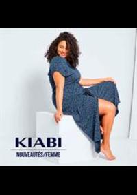 Prospectus Kiabi MONTIGNY LES CORMEILLES : Nouveautés / Femme