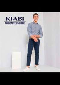 Prospectus Kiabi MONTIGNY LES CORMEILLES : Nouveautés / Homme