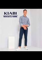 Catalogues et collections Kiabi : Nouveautés  Homme