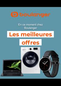 Prospectus Boulanger Andelnans : Les meilleures offres