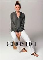 Catalogues et collections Georges Rech : Nouveautés