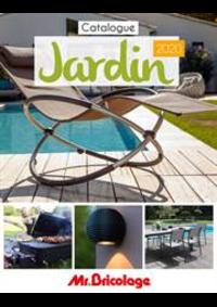 Prospectus Mr. Bricolage BARCHON : Decouvrez notre Guide Jardin