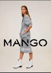 Prospectus Mango RÉGION PARISIENNE MOISSELLES-DOMONT C.C. Leclerc : Denim Styles | Lookbook