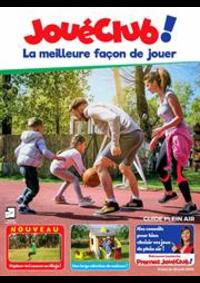 Prospectus JouéClub PONTARLIER : La meilleure façon de jouer