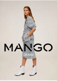 Prospectus MANGO Liège  : Denim Styles | Lookbook
