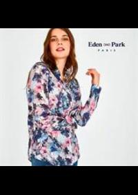 Prospectus Revendeur Eden Park MORTEAU : Nouveautés / Femme