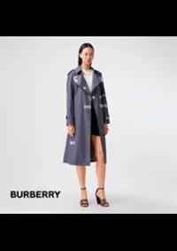 Prospectus Burberry Paris : Nouveautés / Femme