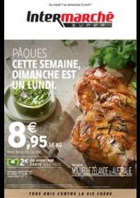 Prospectus Intermarché Super Saint-Julien les Villas : PÂQUES