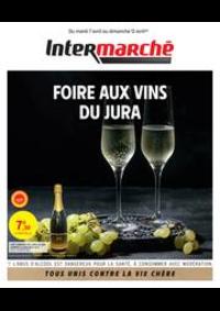 Prospectus Intermarché Super Audincourt : FOIRE AUX VINS DU JURA