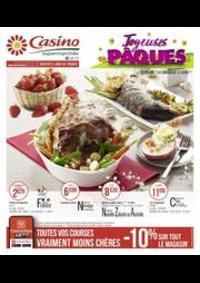 Prospectus Supermarchés Casino PARIS 77 Rue de Flandre : Joyeuses Pâques