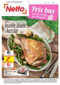 Prospectus Netto Givet Chemin de mon bijou : Catalogue Netto
