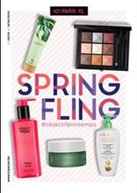 Prospectus Ici Paris XL Herstal : Spring Deals