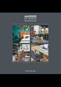 Prospectus Maisons du monde Arcueil : Maisons du Monde Business