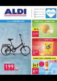 Promos et remises Aldi DINANT : Folder Aldi
