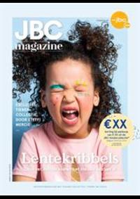 Prospectus JBC BONCELLES : JBC Magazine