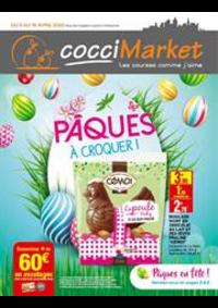 Prospectus CocciMarket MEUDON LA FORET : Pâques à croquer!