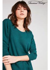 Prospectus American Vintage Boulogne Billancourt : Tops & Shirts Femme