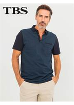Prospectus TBS : Vêtements Homme