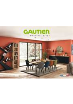 Prospectus Gautier : Gautier Home - Collection 2019/2020