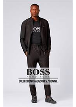 Catalogues et collections Hugo Boss : Collection Chaussures  Homme