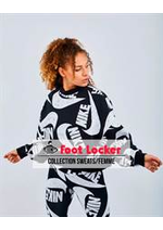 Catalogues et collections Foot Locker : Collection Sweats  Femme