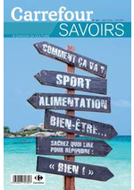 Prospectus Carrefour : Savoirs Mai