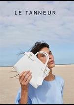 Catalogues et collections Le Tanneur : Lookbook Femme