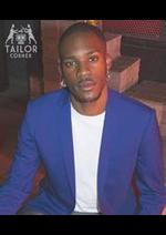 Prospectus Tailor Corner : Printemps Été Homme