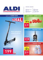 Promos et remises  : Folder Aldi