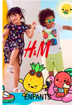 Catalogues et collections H&M : Enfants