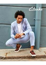 Catalogues et collections Clarks : Collection Homme