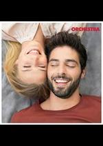 Catalogues et collections Orchestra : Les Nouveautés