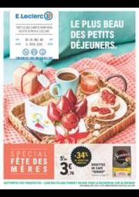 Prospectus E.Leclerc CLICHY SOUS BOIS : Le plus beau des petits déjeuners