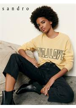 Catalogues et collections Sandro : Cardigans & Pull Femme