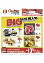 Prospectus Supermarchés Casino : Big bons plans
