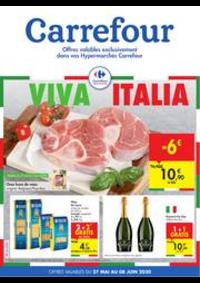 Prospectus Carrefour Market FARCIENNES : folder Carrefour Market