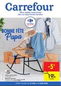 Prospectus Carrefour Market GRAND TRIEU - CHATELINEAU : folder Carrefour Market