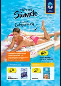 Prospectus Aldi Bern - Eigerstrasse  : Aldi Flipbook KW22 2020