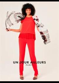 Prospectus Un jour ailleurs MULHOUSE : Collection Tops & Chemises