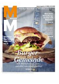 Journaux et magazines Migros Belp : Migros Magazin 22