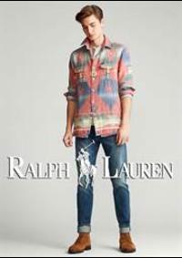 Prospectus RALPH LAUREN BRUXELLES : New Men's Collection