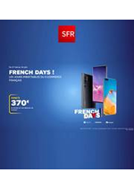 Prospectus SFR : French Days!