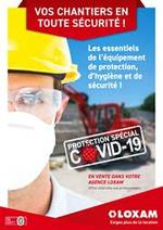 Services et infos pratiques Loxam : Catalogue EPI