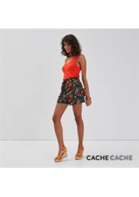 Prospectus Cache cache Paris 63 rue Lecourbe : Collection Shorts