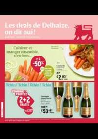 Prospectus Proxy Delhaize Saint-Ghislain : Nouveau: Promotion de la semaine