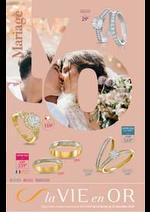 Prospectus Auchan : Instant de Vie Mariage 2020