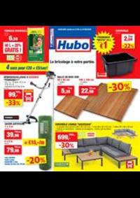 Promos et remises Hubo Enghien : Depliant Hubo