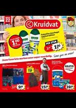 Prospectus Kruidvat : Folder